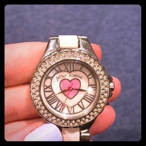 Betsey Johnson Heart Watch 💕